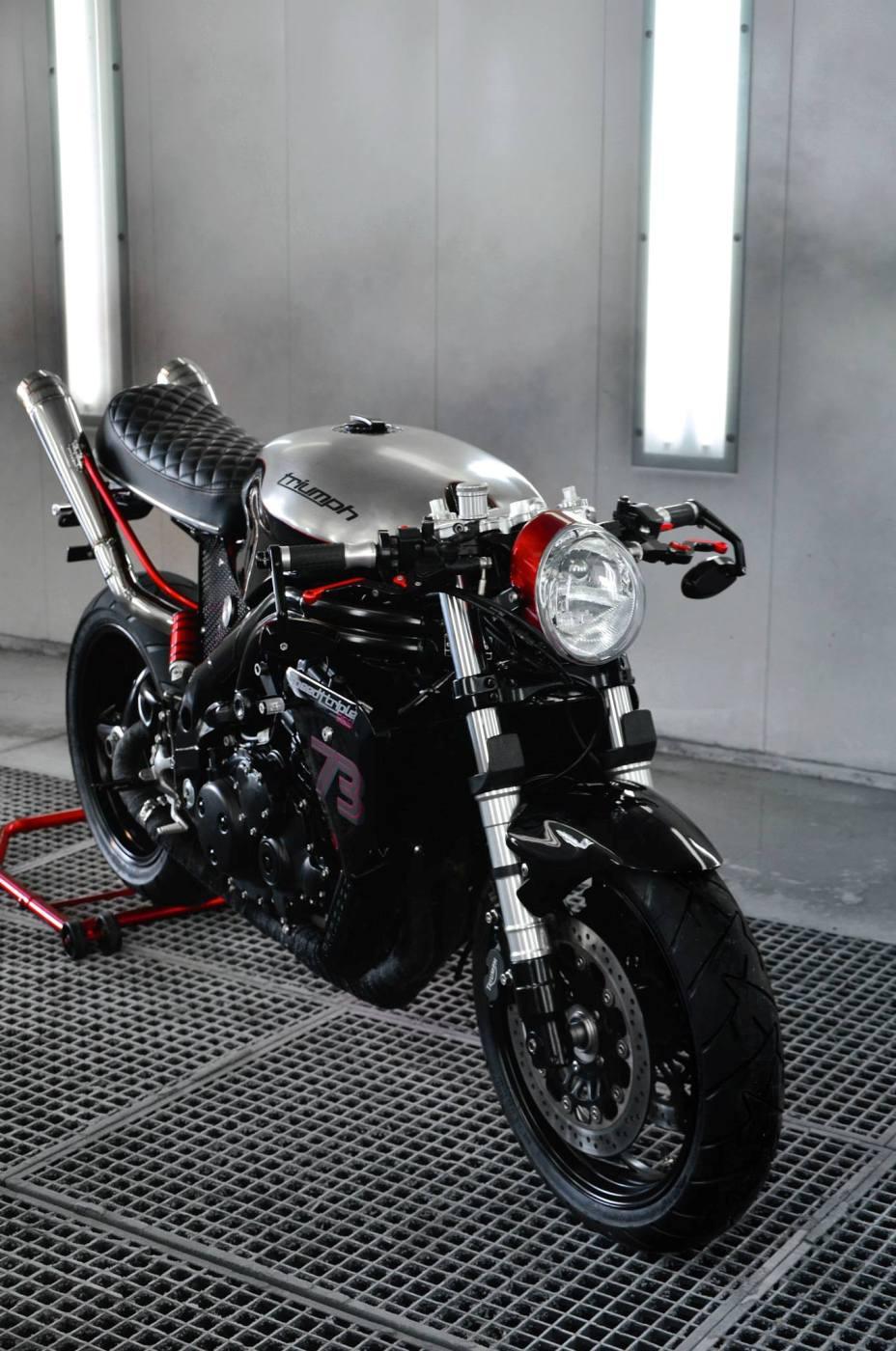 955 inazuma caf racer. Black Bedroom Furniture Sets. Home Design Ideas