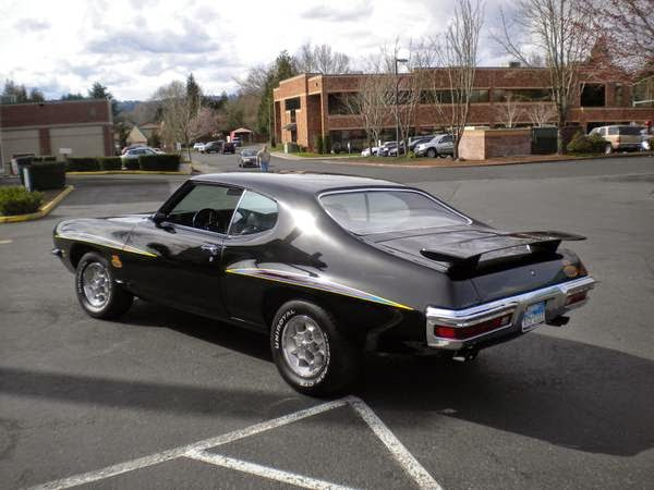 1971 Pontiac GTO for Sale  Buy American Muscle Car