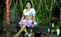 Tamil Movie Laura Item song Shooting Spot