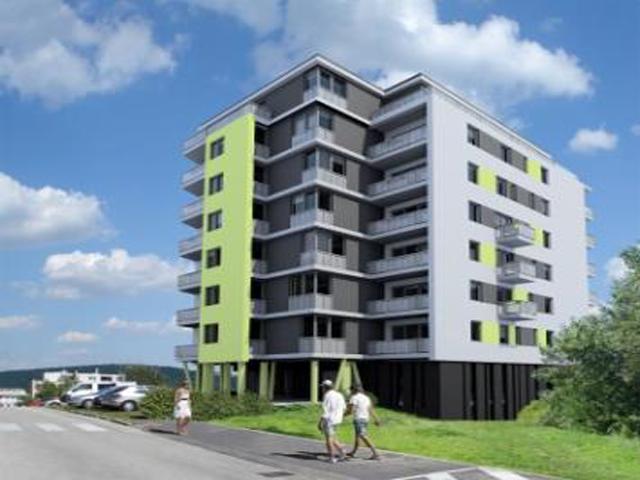 Modern Brick Apartment Building Interior Design