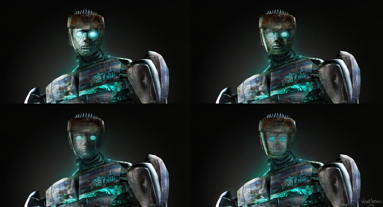 prepare to be koed'real steel' robot concept art « film sketchr