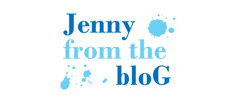 Jenny from the blog...
