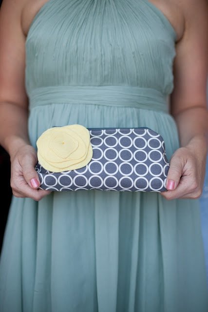 wedding clutch, allisa jacobs