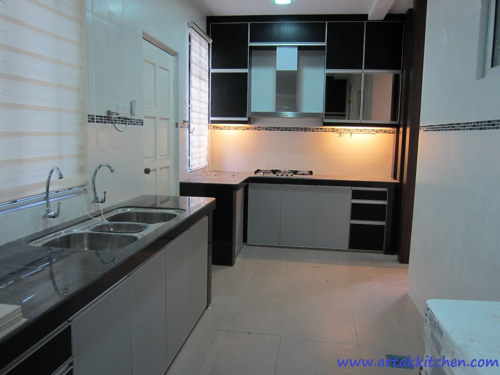 Intech Kitchen Sdn Bhd : New kitchen cabinet design