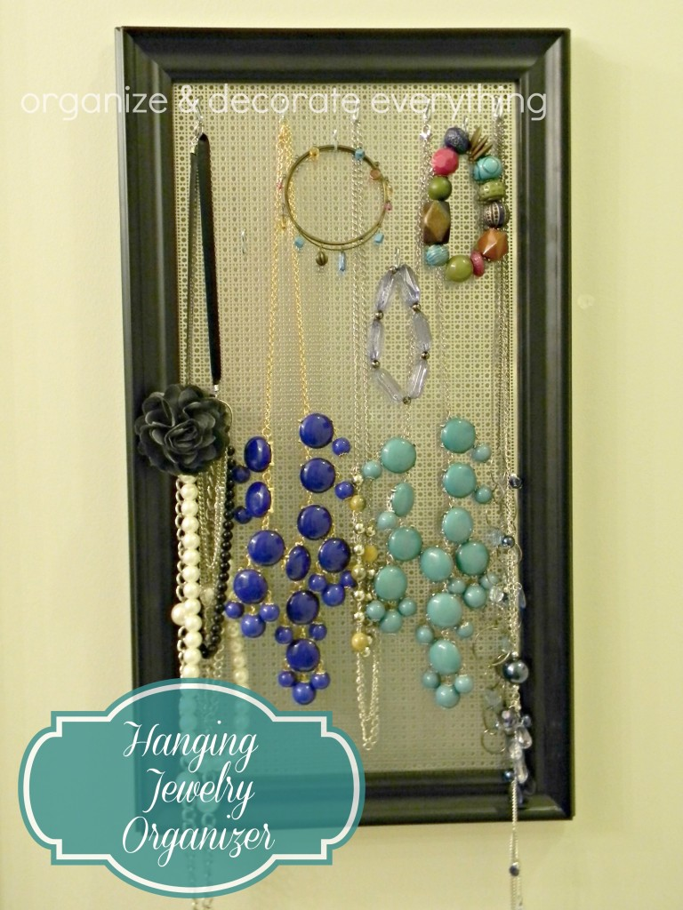 day 22 necklaces part 2 31 cheap easy diy organizers