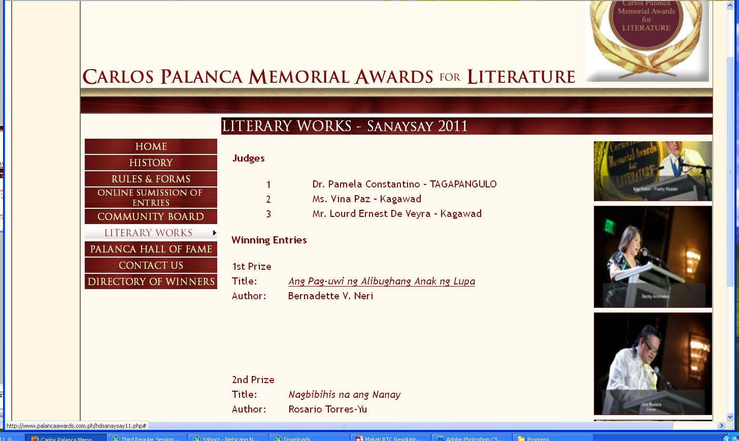 famous filipino essays