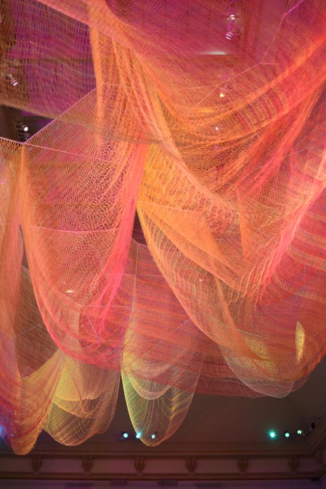 A Day In The Lalz; Renwick Galler; WONDER exhibition; Washington DC Museum; Smithsonian American Art Museum; Artist John Grade; Artist Patrick Doughert; Artist Jennifer Angus; Artist Tara Donovan; Artist Maya Lin; Things to Do in DC; Travel Blog; Museums in DC