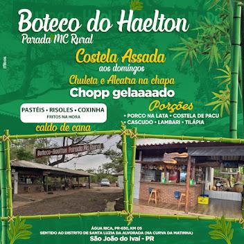 BOTECO DO HAELTON - PARADA MC RURAL