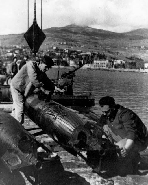 подготовка торпедных аппаратов