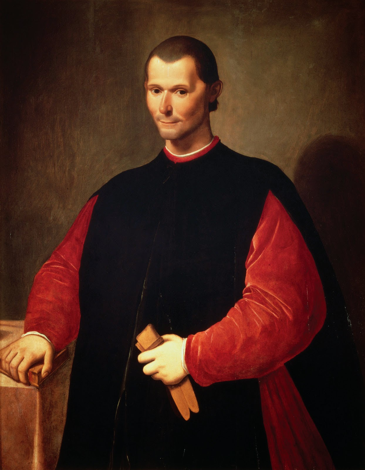 the prince machiavelli thesis