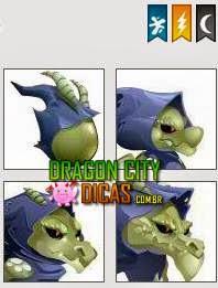 Dragão Espectro - Informações
