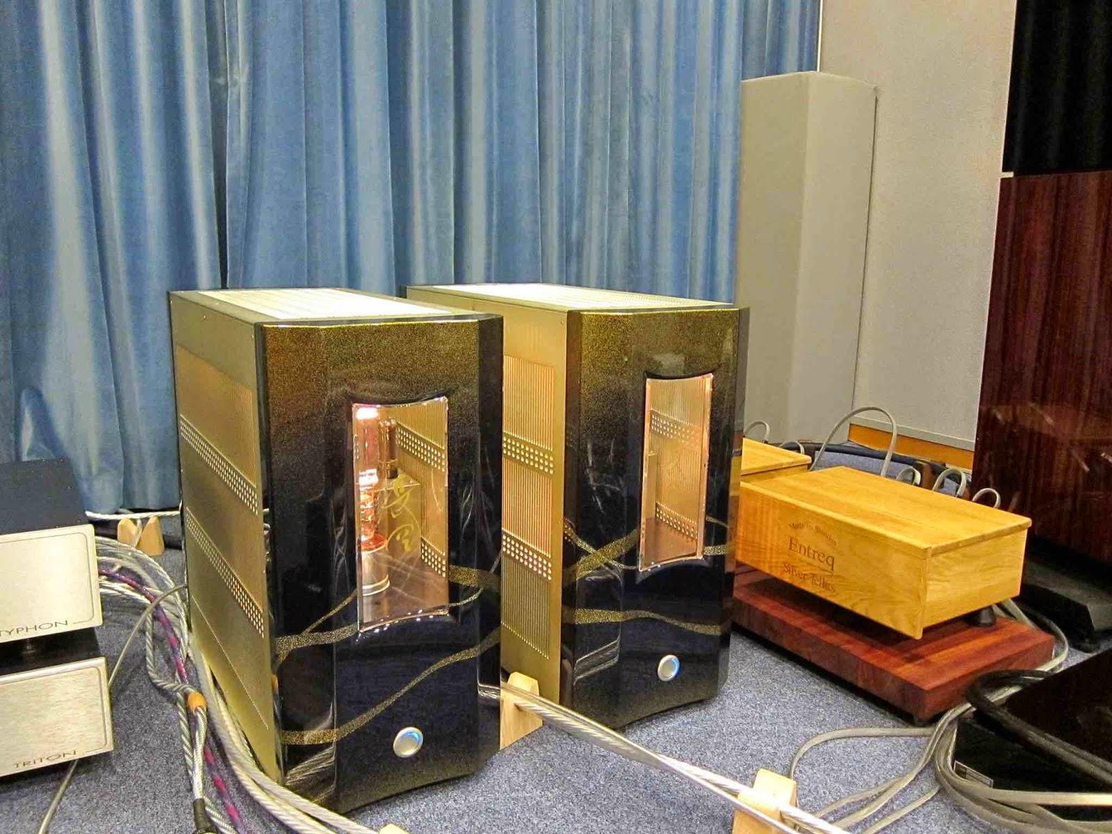 Mono And Stereo High End Audio Magazine Zanden Choku Tube Monoblock Amplifiers Amplifier