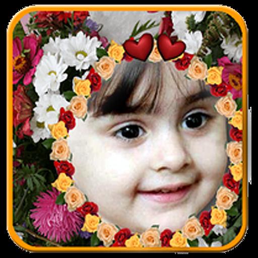 Munwar Apps: Flowers Photo Frames New