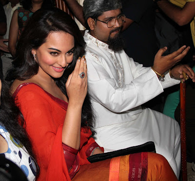Imran Khan & Sonakshi Sinha at unveil of 'Tayyab Ali Pyaar Ka Dushman' Song