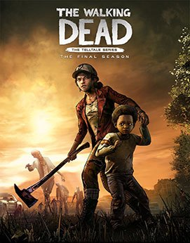 The Walking Dead - The Final Season Jogos Torrent Download capa