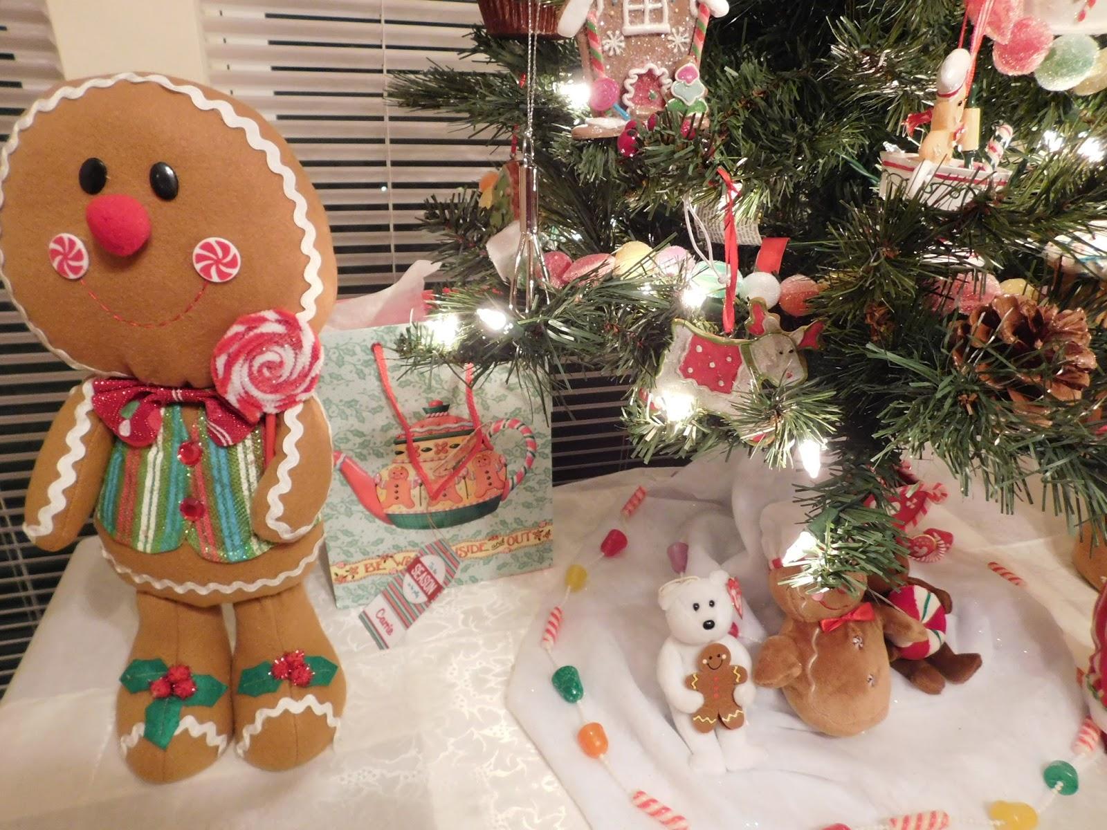 Teatime Journeys The (tea) trees of Christmas ~ 150438_Christmas Decorating Ideas Gingerbread Theme