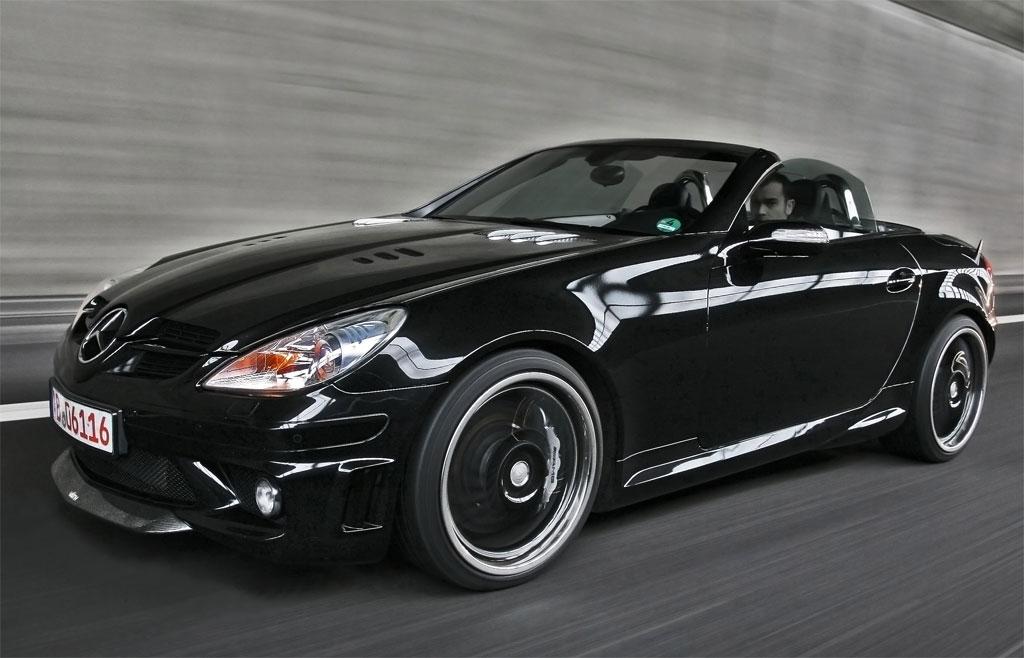 New Mercedes SLK