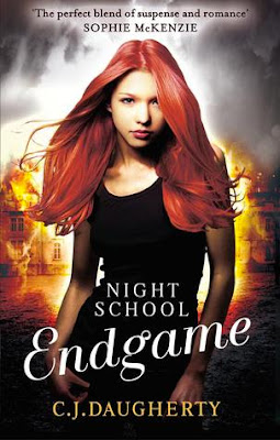 Endgame night school by C.J. Daugherty