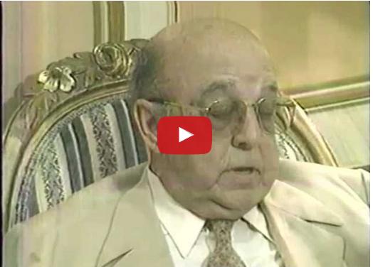 La entrevista de Napoleón Bravo a Macos Perez Jimenez, que no te debes perder