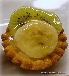 pasticcini frutta