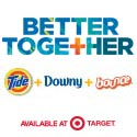 P&G Tide, Downy and Bounce are #BetterTogether