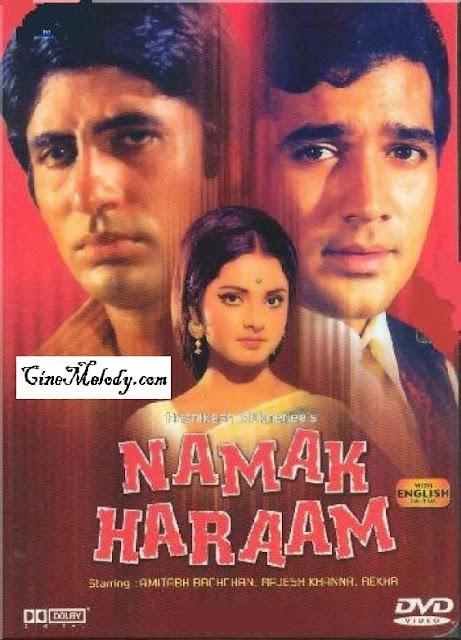 Namak Haraam  1973