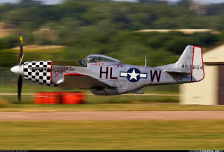 P-51D Twilight Tear