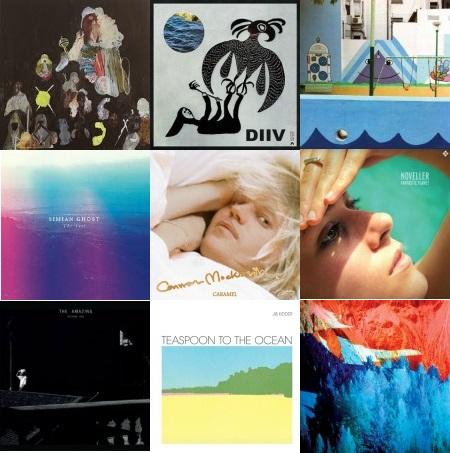 Playlist Mars 2015