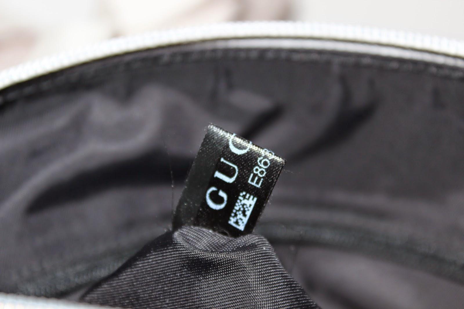 interno borse gucci originali