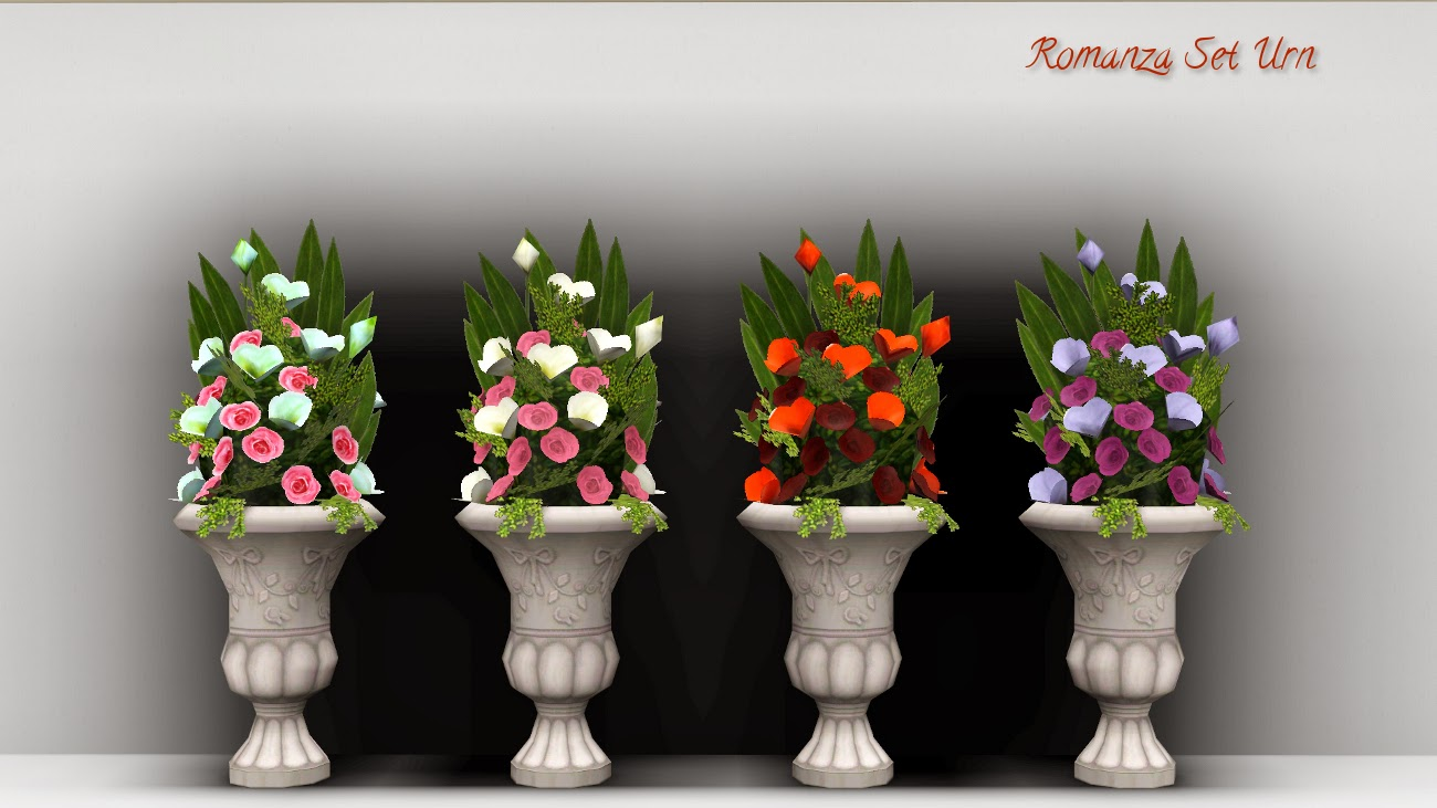 Mod The Sims Flowery Wedding Rule Of Law