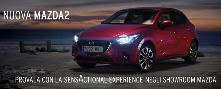 Canzone pubblicità Nuova Mazda 2 Surf notturno Aprile 2015, ecco come si chiama
