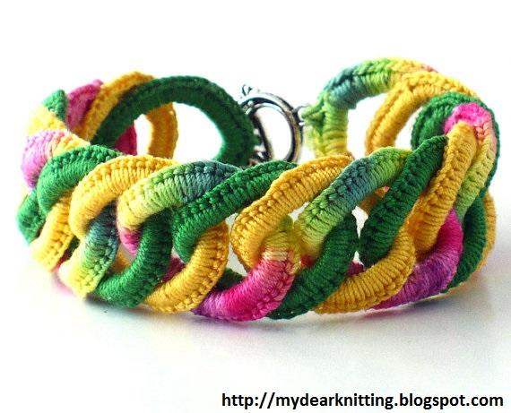 Вязание крючком, шитье