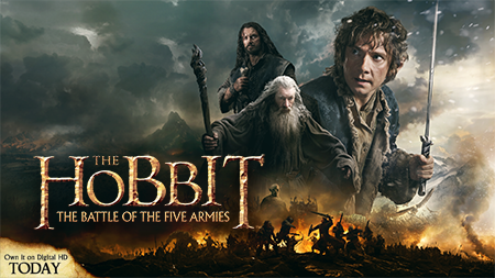 Enter to Win Th Hobbit Digital Film