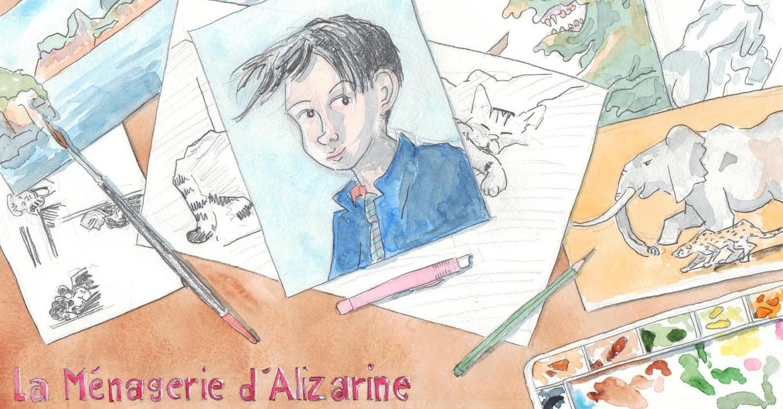 La ménagerie d'Alizarine