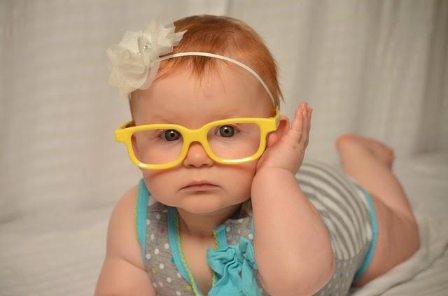 Фото самых красивых детей мира с очками 87