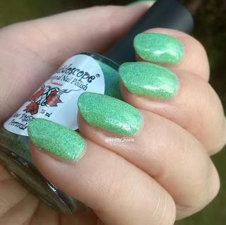 El Corazon Kaleidoscope Spring Green 07