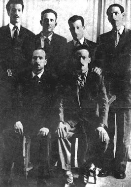 القادة الخمسة للثورة الجزائرية