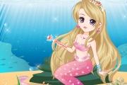 Güzel Deniz Kızı Prenses Oyunu