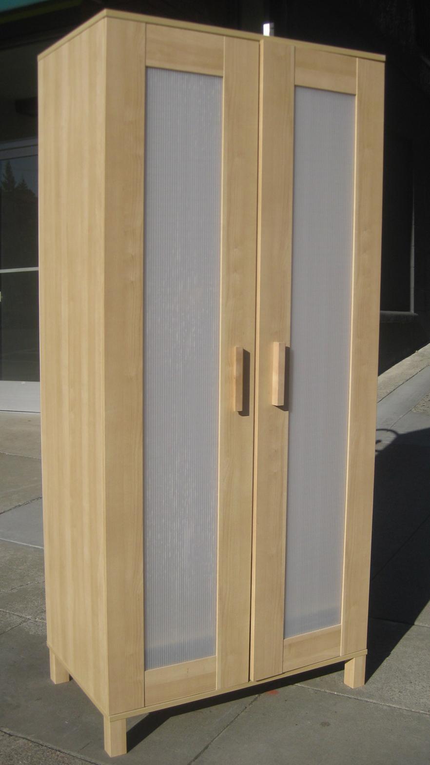 Uhuru Furniture Amp Collectibles Sold Ikea Closet 65