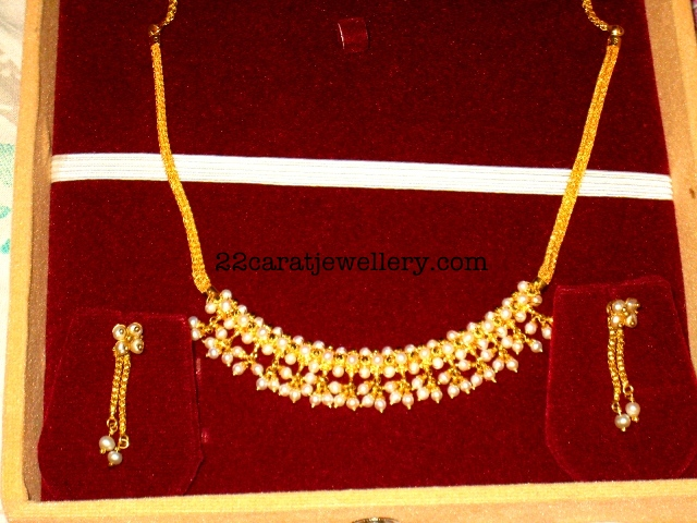 weighted price light necklace tanishq designs s with lightweight gold