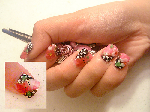 The Excellent Best cute nail designs for short nails Photograph