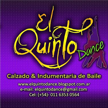 EL QUINTO DANCE- CALZADO &INDUMENTARIA DE BAILE