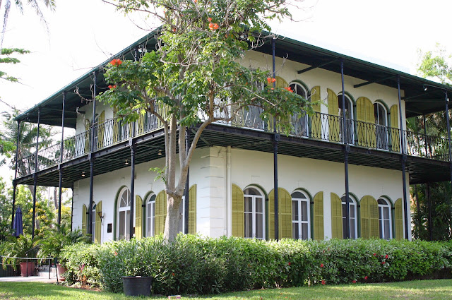 Hemingway House Haunted
