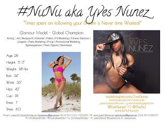 Yvez Nunez aka Ms. Nunu