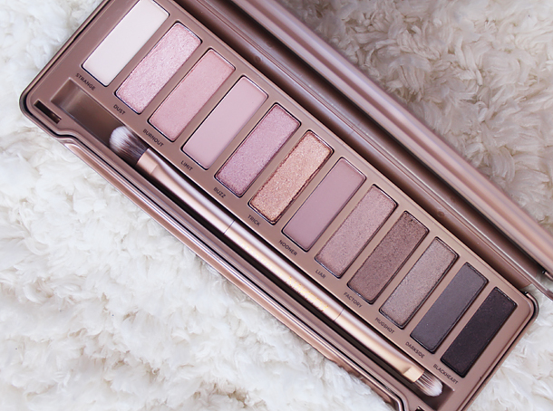 naked 3 urban decay palette review