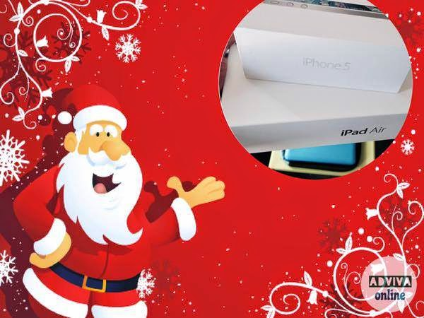 AD VIVAONLINE NIGERIA CHRISTMAS GIVEAWAY. WIN IPAD AIR, IPHONE 5 AND LOTS OF AIRTIME.