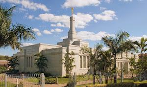 Asuncion, Paraguay LDS Temple