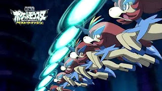 Pokemon Movie 15 Kyurem VS The Sacred Swordman Keldeo TV CM 15sec version