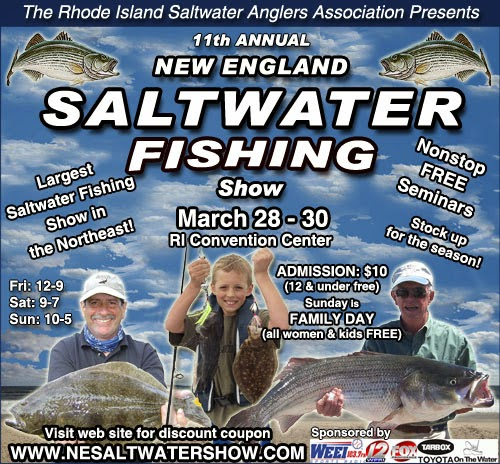 necwa news blog 11the annual saltwater fishing show at