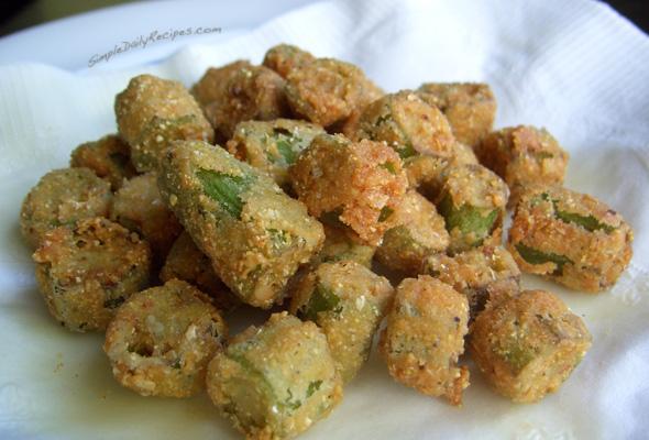 Princess Hegab: different ways to eat Okra
